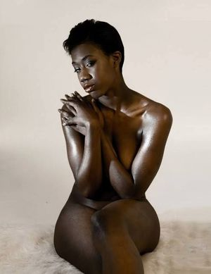 sexy black girl models