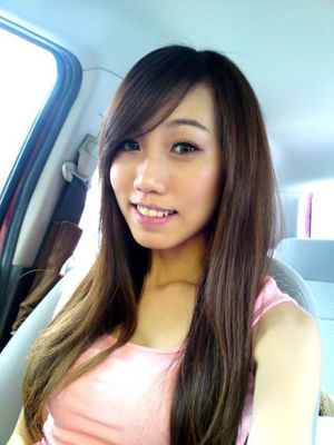 asian girlfriend black