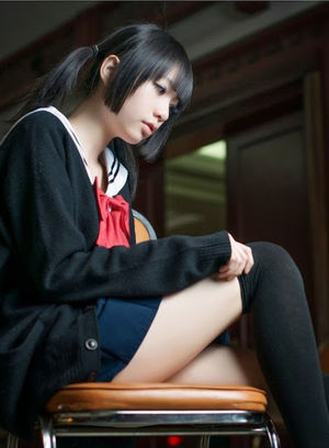 amateur asian schoolgirl
