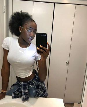 african teen hairy