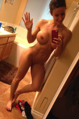girlfriend naked selfies