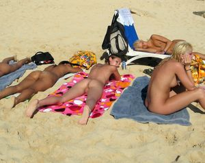 tumblr beach nude