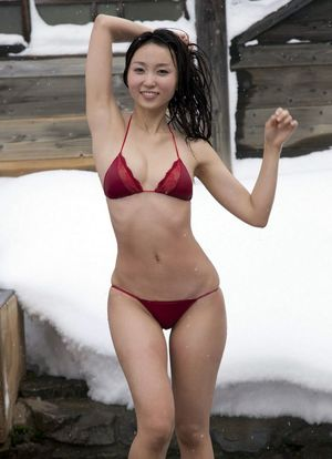 wife bikini nude