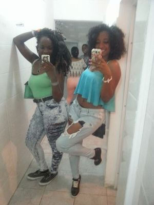 sexy young black teens