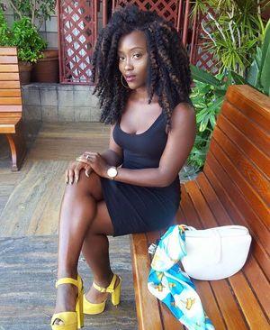 pics of beautiful black girls