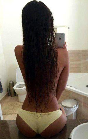 hot black teen girl