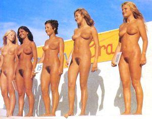 nudist beauty pagent