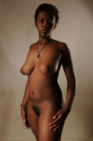 sexy naked black girl