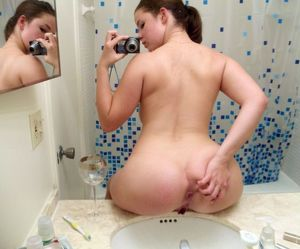 big teen ass nude