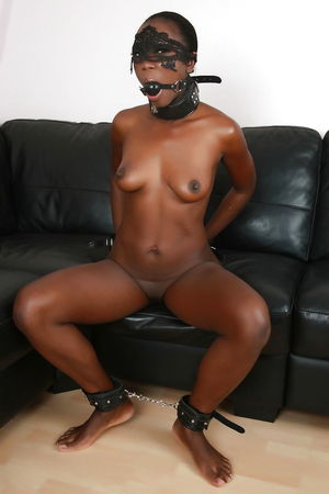 bdsm ebony teen