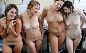 swedish nudist women