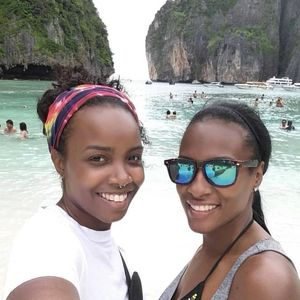 black lesbian teen