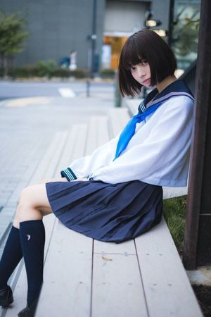 asian teen cosplay