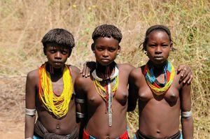 african nudist