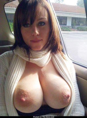 beautiful mature breast