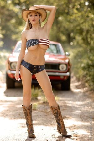 sexy nude country girl