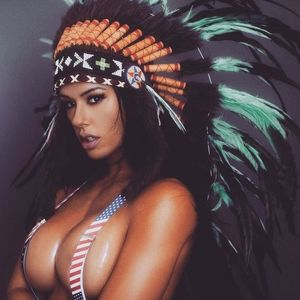sexy native american girl
