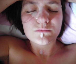asian girlfriend facial
