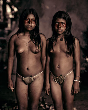 nudist cultures around the world