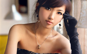 asian girlfriend photos