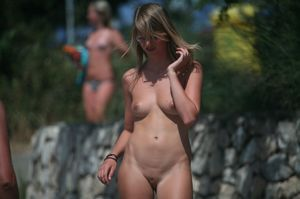 young nudist nude