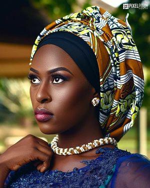 african teen model