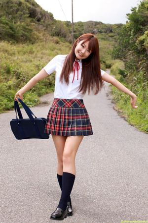 amateur asian schoolgirl