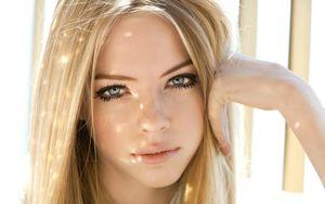 beauty face teen