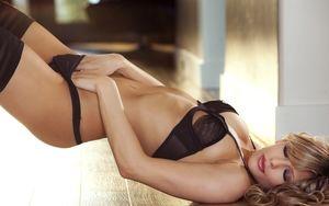 sexy lingerie girl