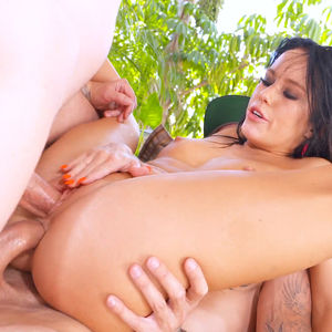 anal riding compilation