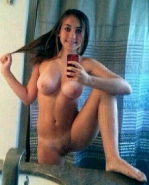 best amateur nude selfies