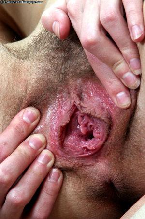 amateur hairy anal