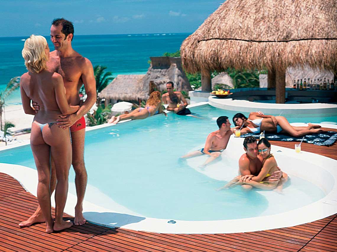 Playas nudistas y hoteles en México: libérate del pudor - Dó